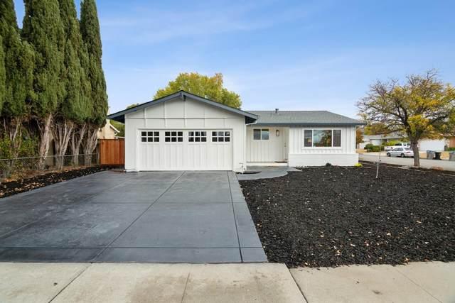 2698 Vista Verde Dr, San Jose, CA 95148 (#ML81867761) :: The Sean Cooper Real Estate Group