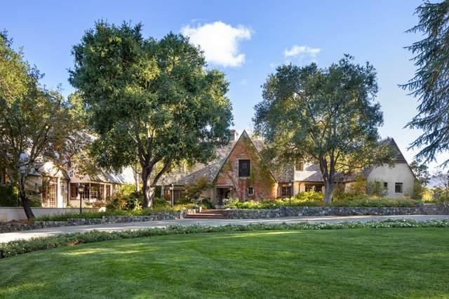309 Manuella Ave, Woodside, CA 94062 (#ML81867764) :: The Sean Cooper Real Estate Group