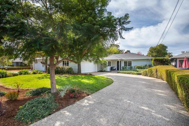 335 Trenton Way, Menlo Park, CA 94025 (#ML81867766) :: The Sean Cooper Real Estate Group