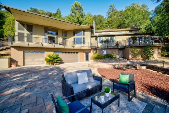 17333 Old Ranch Rd, Los Gatos, CA 95033 (MLS #ML81867774) :: Guide Real Estate