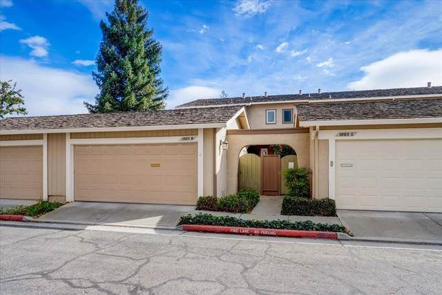 1005 Bryant Way M, Sunnyvale, CA 94087 (#ML81867775) :: The Sean Cooper Real Estate Group