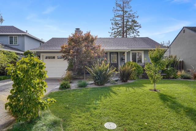 1668 Connecticut Dr, Redwood City, CA 94061 (#ML81867782) :: The Sean Cooper Real Estate Group