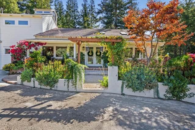 2904 El Rancho Dr, Santa Cruz, CA 95060 (MLS #ML81867785) :: Guide Real Estate