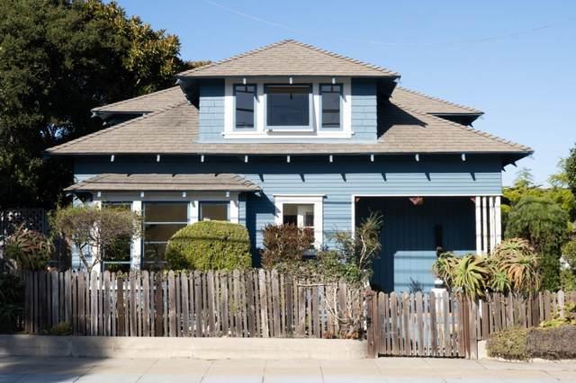 402 Central Ave, Pacific Grove, CA 93950 (#ML81867786) :: Alex Brant