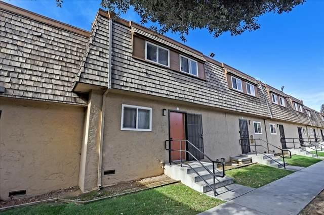 2925 Florence Ave 24, San Jose, CA 95127 (#ML81867800) :: The Kulda Real Estate Group