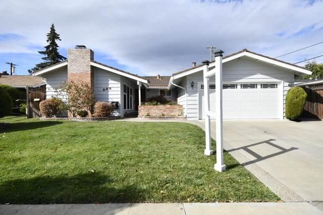 849 Oracle Oak Pl, Sunnyvale, CA 94086 (#ML81867814) :: The Sean Cooper Real Estate Group