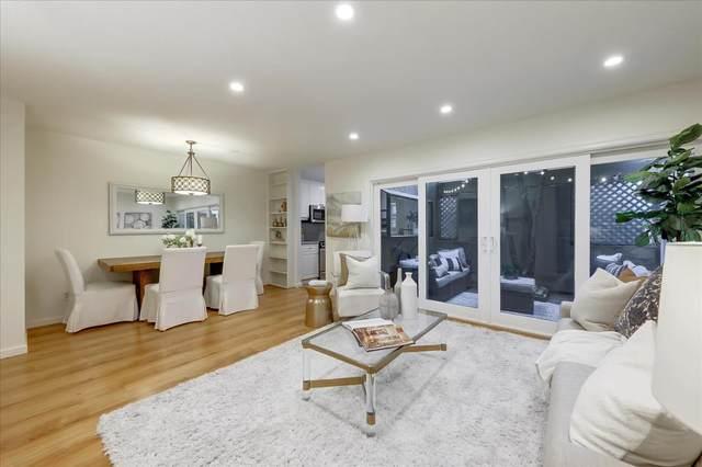 1919 Alameda De Las Pulgas 109, San Mateo, CA 94403 (#ML81867821) :: The Sean Cooper Real Estate Group