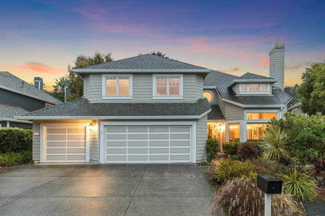 241 Eagle Trace Dr, Half Moon Bay, CA 94019 (#ML81867824) :: The Kulda Real Estate Group