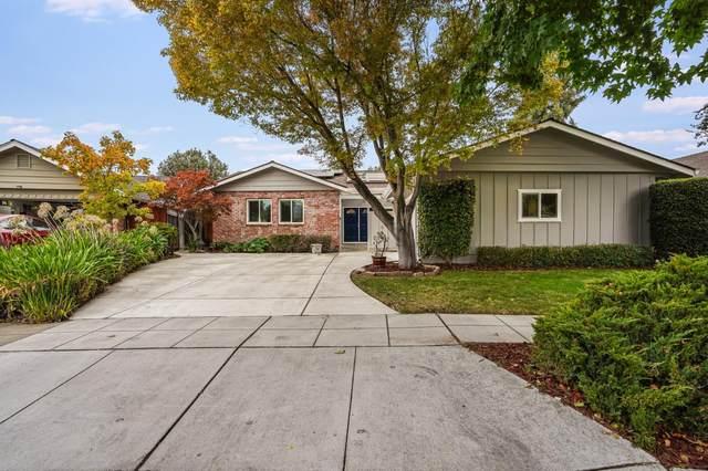 813 Harvard Ave, Sunnyvale, CA 94087 (#ML81867826) :: The Sean Cooper Real Estate Group