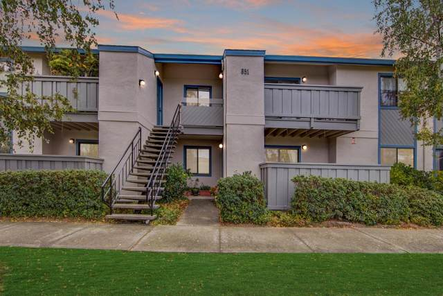 851 Woodside Way 223, San Mateo, CA 94401 (#ML81867828) :: The Sean Cooper Real Estate Group