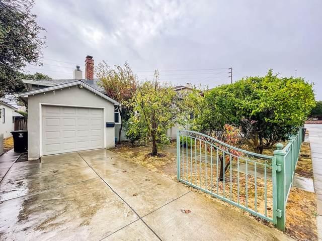 10 14th Ave, San Mateo, CA 94402 (#ML81867842) :: The Sean Cooper Real Estate Group