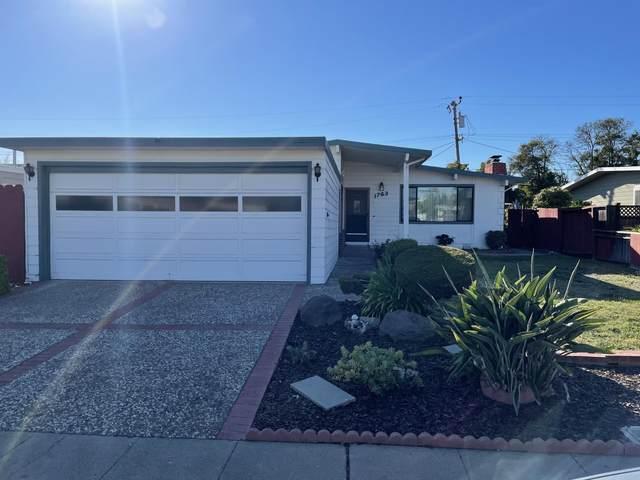 1763 Van Buren St, San Mateo, CA 94403 (#ML81867849) :: The Sean Cooper Real Estate Group