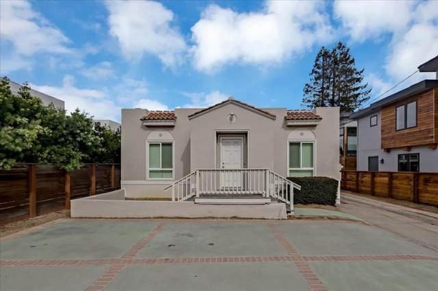 664 N El Camino Real, San Mateo, CA 94401 (#ML81867867) :: The Sean Cooper Real Estate Group