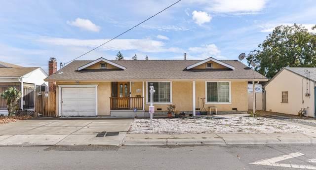 15050 Kesterson St, San Leandro, CA 94579 (#ML81867878) :: Robert Balina | Synergize Realty