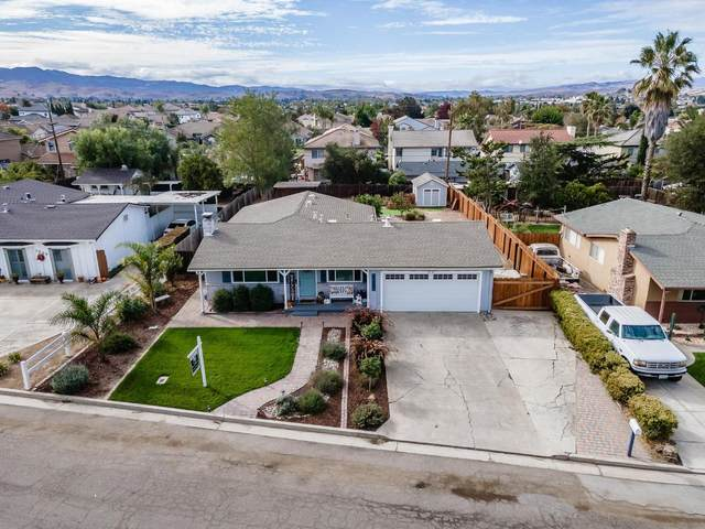 1260 Highland Dr, Hollister, CA 95023 (MLS #ML81867914) :: Guide Real Estate