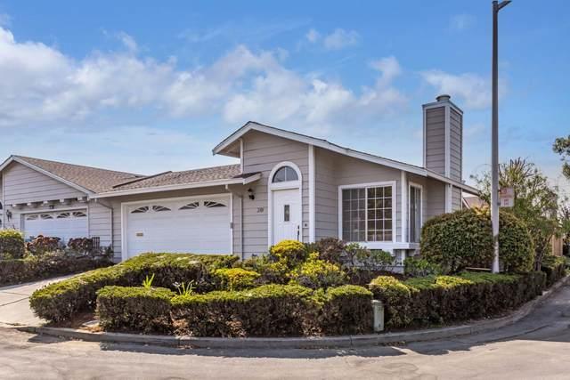 2101 Meadow View Pl, San Mateo, CA 94401 (#ML81867930) :: Robert Balina | Synergize Realty