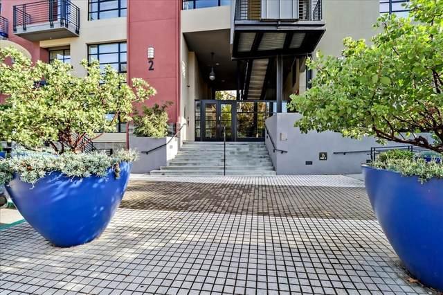 350 E Mission St 216, San Jose, CA 95112 (#ML81867938) :: The Kulda Real Estate Group