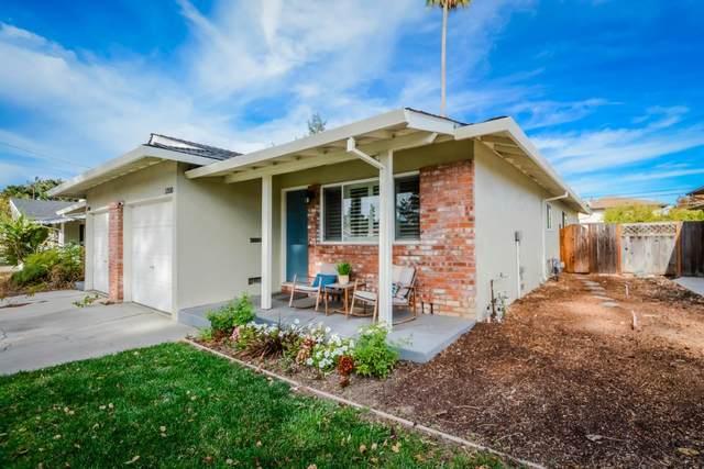 1350 Darryl Dr, San Jose, CA 95130 (#ML81867941) :: Intero Real Estate