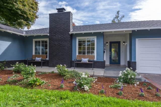 316 Trenton Way, Menlo Park, CA 94025 (#ML81867946) :: RE/MAX Gold