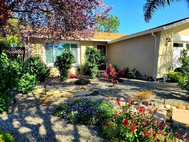 1600 Almond Way, Morgan Hill, CA 95037 (#ML81867970) :: Schneider Estates