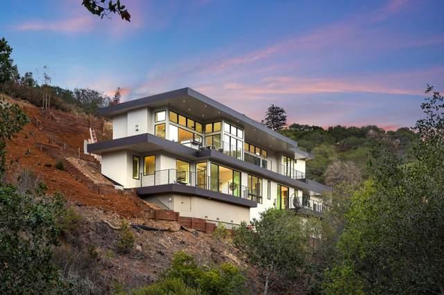 538 Canyon Vista Way, San Carlos, CA 94070 (#ML81867971) :: Schneider Estates