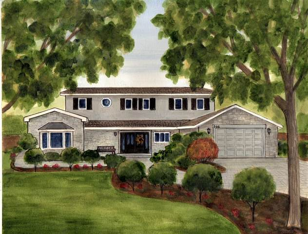 566 Van Buren St, Los Altos, CA 94022 (#ML81867979) :: The Kulda Real Estate Group