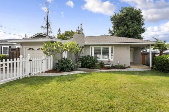 471 Minnesota Ave, San Jose, CA 95125 (#ML81867980) :: The Sean Cooper Real Estate Group