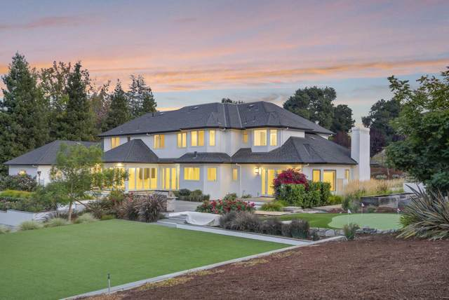 14210 Wild Plum Ln, Los Altos Hills, CA 94022 (#ML81867991) :: The Kulda Real Estate Group