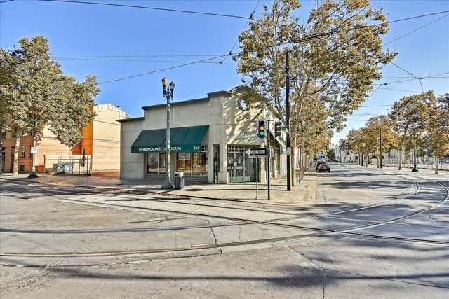 260 N 1st St, San Jose, CA 95113 (#ML81868027) :: The Kulda Real Estate Group