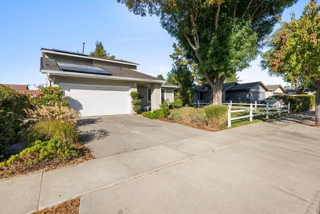 347 Avenida Pinos, San Jose, CA 95123 (#ML81868040) :: The Kulda Real Estate Group