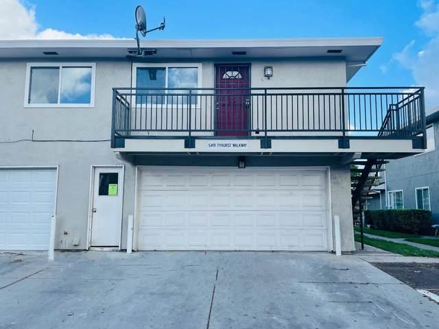 5491 Tyhurst Walkway 4, San Jose, CA 95123 (#ML81868063) :: The Kulda Real Estate Group