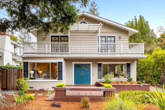 812 Los Robles Ave, Palo Alto, CA 94306 (#ML81868226) :: The Sean Cooper Real Estate Group