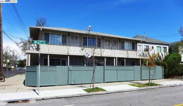 1220 62Nd St, Oakland, CA 94608 (#BE40786925) :: RE/MAX Real Estate Services
