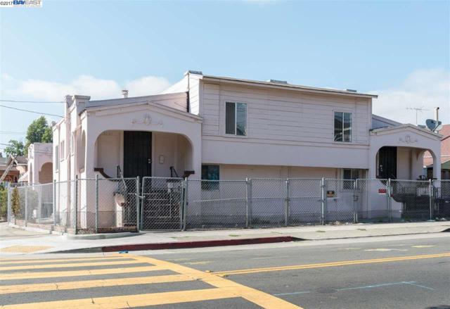 2205 35Th Ave, Oakland, CA 94601 (#BE40794032) :: Brett Jennings Real Estate Experts