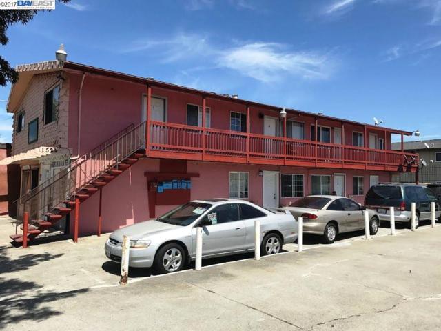 1524 Rumrill Blvd, San Pablo, CA 94806 (#BE40800855) :: Brett Jennings Real Estate Experts