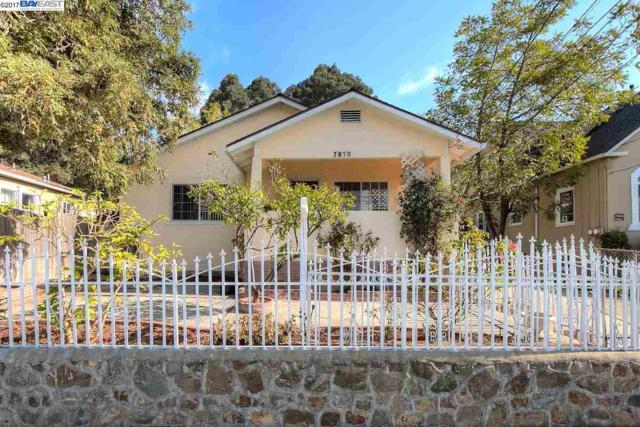 7870 Ney Avenue, Oakland, CA 94605 (#BE40800877) :: Michael Lavigne Real Estate Services
