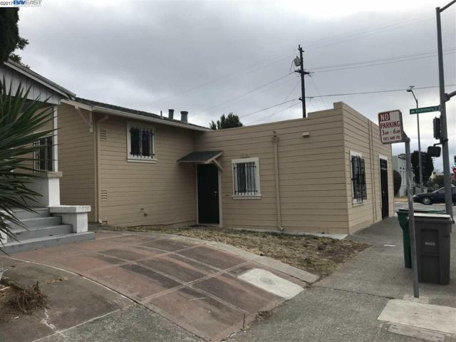 5301 Bancroft Ave, Oakland, CA 94601 (#BE40801484) :: The Kulda Real Estate Group