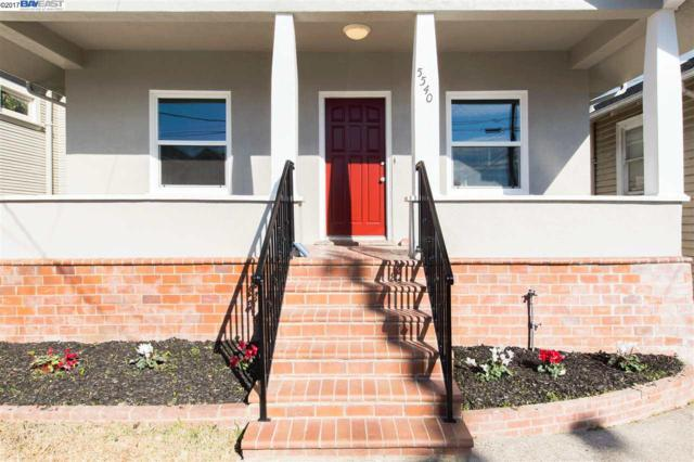 5540 E 16Th St, Oakland, CA 94621 (#BE40804173) :: The Kulda Real Estate Group