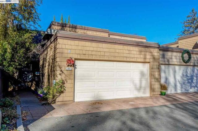 1801 Crestline Rd, Pleasanton, CA 94566 (#BE40805722) :: The Gilmartin Group