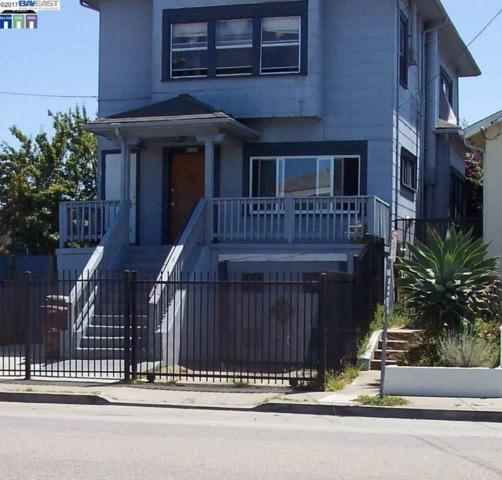 4128 Market St, Oakland, CA 94608 (#BE40806300) :: Brett Jennings Real Estate Experts