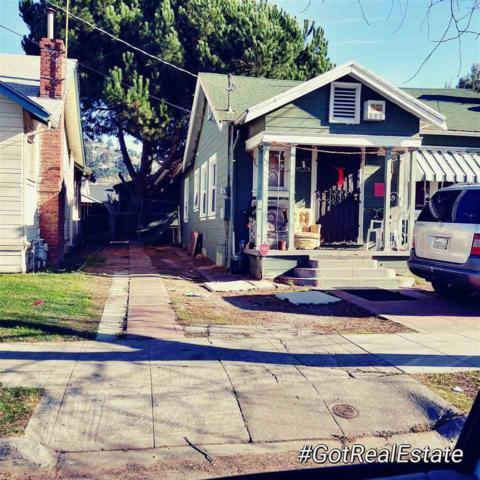 8020 Hillside St, Oakland, CA 94605 (#BE40806737) :: The Dale Warfel Real Estate Network