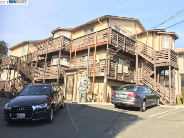 1829 8Th Ave, Oakland, CA 94606 (#BE40808245) :: von Kaenel Real Estate Group