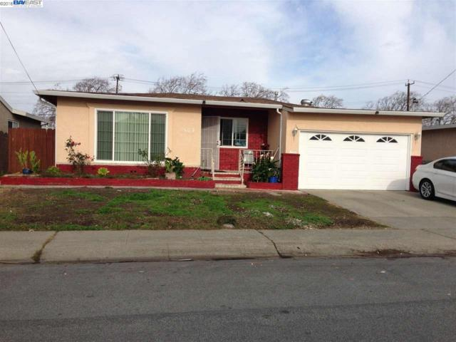 507 Ginger Avenue, Hayward, CA 94541 (#BE40808585) :: The Goss Real Estate Group, Keller Williams Bay Area Estates