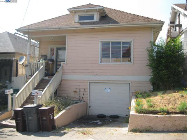 2005 Crosby Ave, Oakland, CA 94601 (#BE40808905) :: The Kulda Real Estate Group