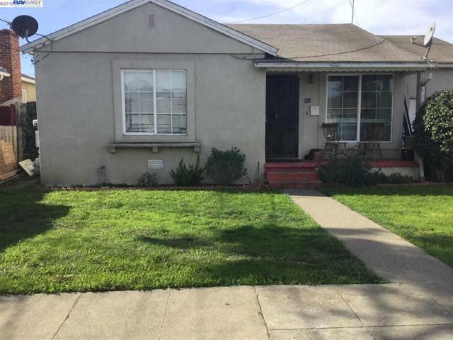 551 Tiffany Rd, San Leandro, CA 94577 (#BE40810142) :: The Dale Warfel Real Estate Network