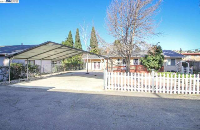 1470 164Th Ave, San Leandro, CA 94578 (#BE40810466) :: The Kulda Real Estate Group