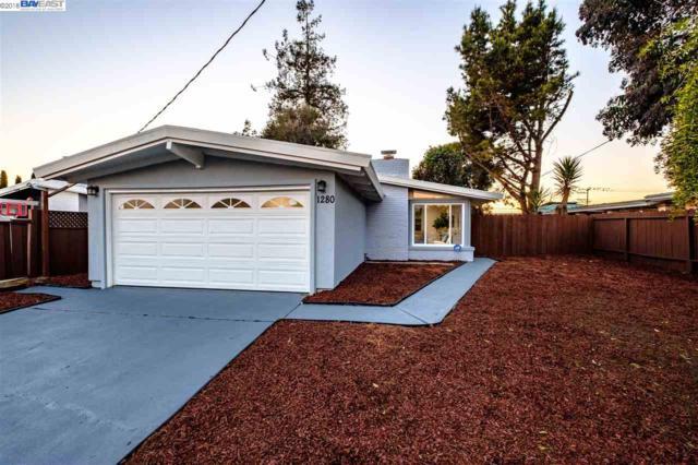 1280 Encina St, Hayward, CA 94544 (#BE40810652) :: The Kulda Real Estate Group
