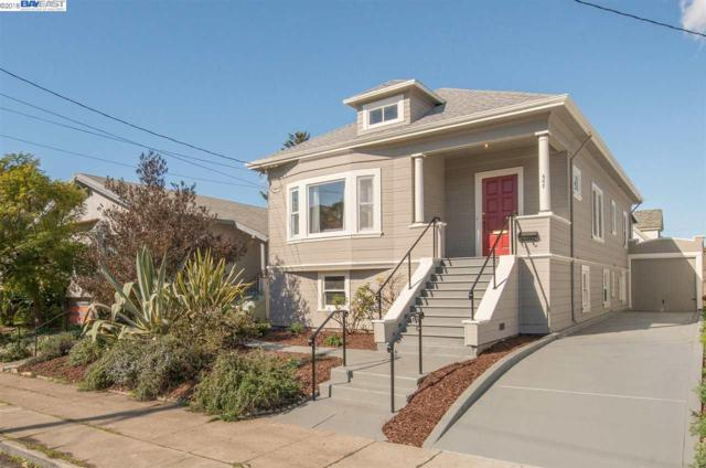 662 Poirier St, Oakland, CA 94609 (#BE40810729) :: The Kulda Real Estate Group