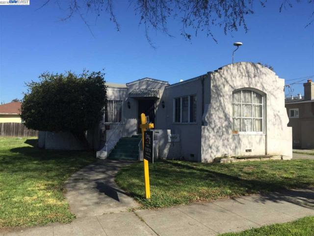 1419 Derby Street, Berkeley, CA 94702 (#BE40810895) :: Astute Realty Inc