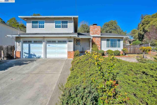 4760 Sorani Way, Castro Valley, CA 94546 (#BE40811012) :: The Kulda Real Estate Group